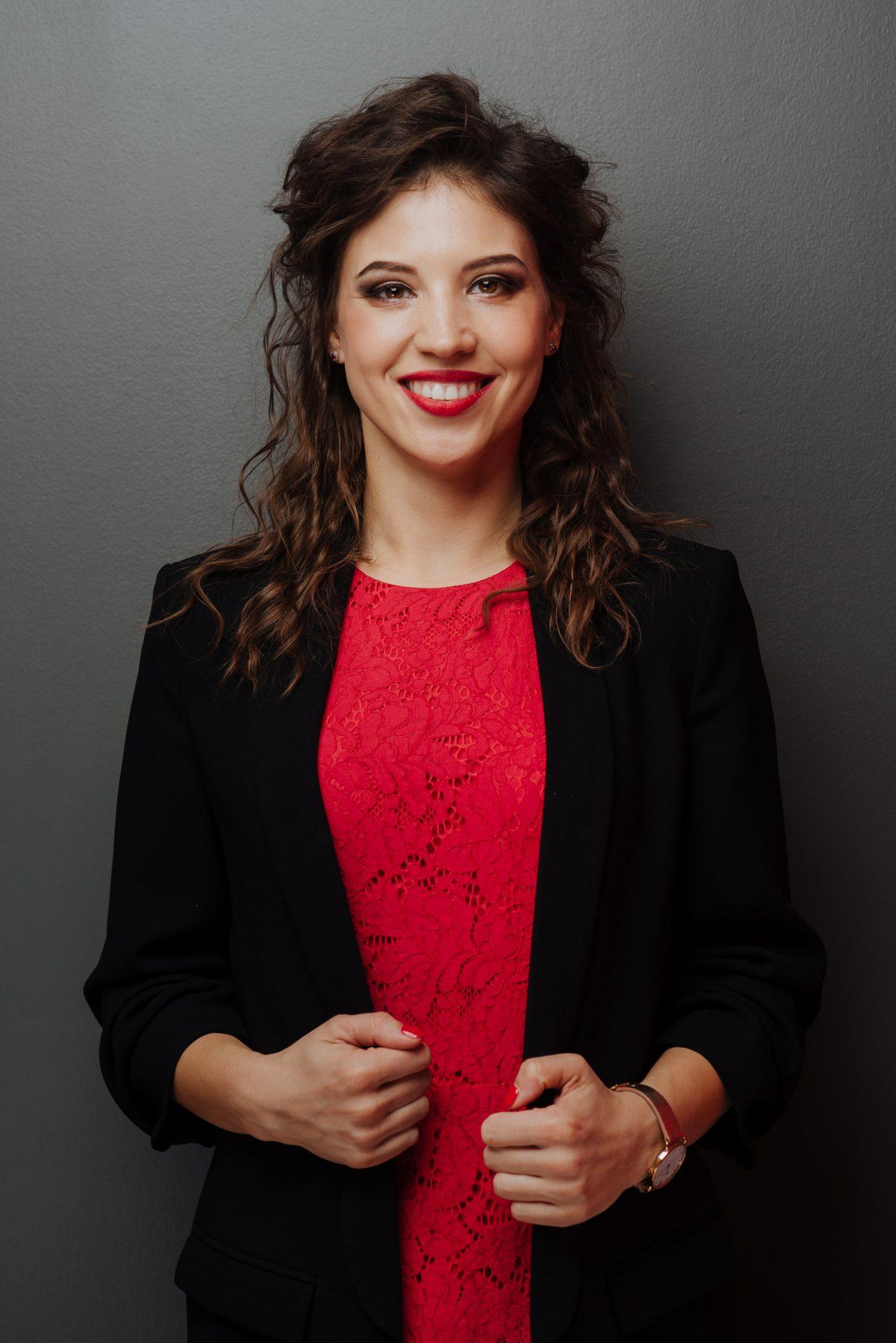 Ieva Vilcina art director EventAgency.lv